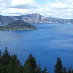 クレーターレイク国立公園 (Crater Lake National Park)