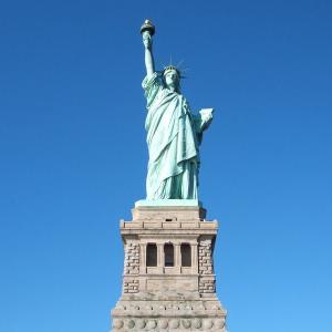 【内部も見学できる】自由の女神像 (Statue of Liberty)