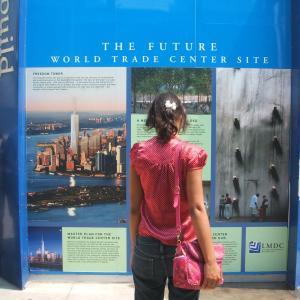【旧ワールド・トレードセンターの跡地】グラウンド・ゼロ (Ground Zero) 再訪