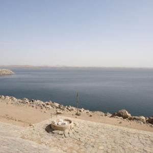 【エジプトが誇る現代の巨大建築物】アスワンハイダム  (Aswan High Dam)