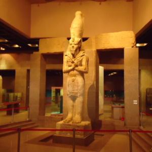 【ヌビア地方の歴史がわかる近代的な博物館】ヌビア博物館 (Nubian Museum)