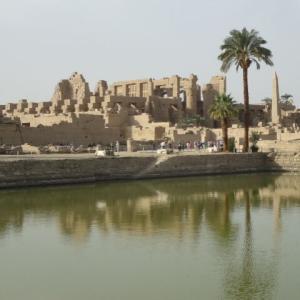 【古代の首都テーベにあるエジプト最大規模の遺跡】カルナック神殿 (Temple of Karnak)