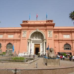 【歴代のファラオたちの財宝が眠る博物館】エジプト考古学博物館 (Egyptian Museum)