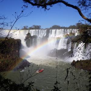 【イグアスの滝 (Cataratas del Iguazú) の絶景を心から満喫できる】イグアス国立公園 (Iguazú National Park) (アルゼンチン側)