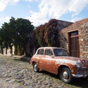 【ポルトガルとスペインの両方の文化が融合したウルグアイの世界遺産の街】コロニア・デル・サクラメント (Colonia del Sacramento)