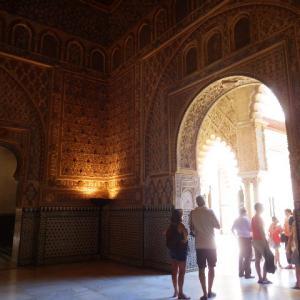 【イベリア半島の歴史を写す建造物群】セビージャの大聖堂、アルカサルとインディアス古文書館」(Cathedral, Alcázar and Archivo de Indias in Seville)