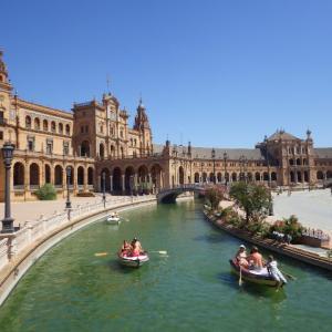 【貿易都市として栄えたアンダルシアの州都】セビージャ (Sevilla) のオススメ観光地