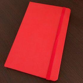 赤い手帳、どんどん消費中