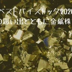 【ベストバイストック2020】今年の思い出とともに金鉱株を語る