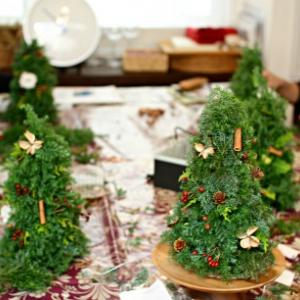 クリスマスレッスンがスタートしています!