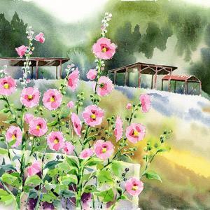 薮に咲く花2