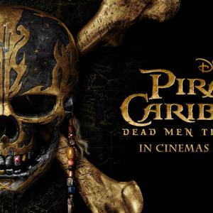 映画「パイレーツ・オブ・カリビアン/最後の海賊」海賊辞めますか?人間辞めますか?(原題:Pirates of Caribbean:Dead Men Tell No Tales)