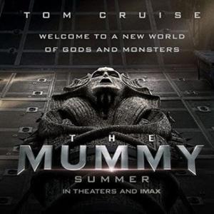トム・クルーズ主演「ザ・マミー 呪われた砂漠の女王」(原題:The Mummy)2017年7月28日公開
