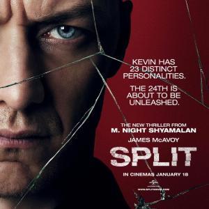 映画「スプリット」分裂した24の人格。闇は闇を引き寄せる(原題:Split)