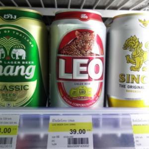 バンコク一人旅の感想あれこれ(10):ビール!ビール!ビール!ばれラジビール部の活動報告です。