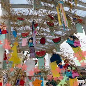 今年はお祭りやイベント事がほとんどなくなってしまいそうですね(^◇^;) 七夕