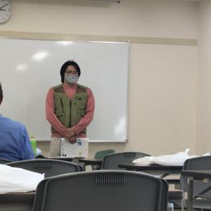 会議で事例発表終わりました♪ 午前中は石川県小松市のDIYリフォームで部屋を増築されているお客様