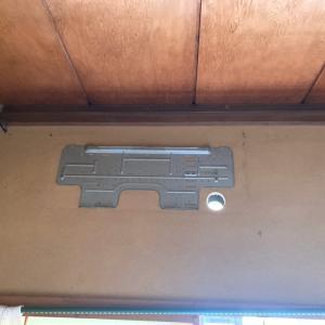 石川県小松市の寝室エアコンをクーラー(冷房専用エアコン)からエアコンに取替です