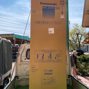 石川県小松市 パナソニックの冷蔵庫は女性や高齢のお客様にお勧め!