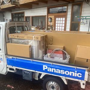 石川県加賀市 給湯専用エコキュートからフルオートエコキュートへ取替と循環配管工事