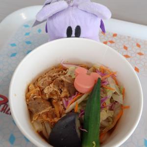 TDL★9/29『ディズニーランドで食べたご飯♪』の巻