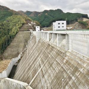ダムとお部屋の紹介3 伊良原ダム