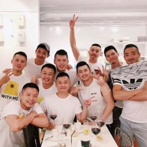 ゲイ旅2019台湾編(34)Taipei!Gay!Gay!Gay!