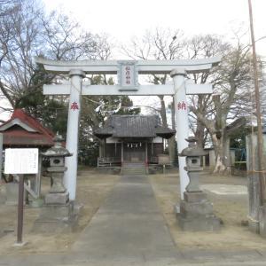 神社巡り 武蔵国延喜式内社(3)