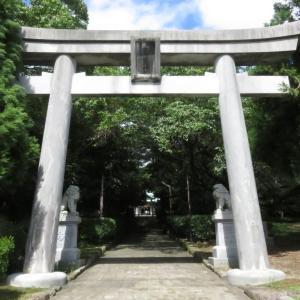 神社巡り 火男火売神社