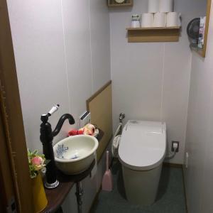 トイレのリフォーム完了‼️