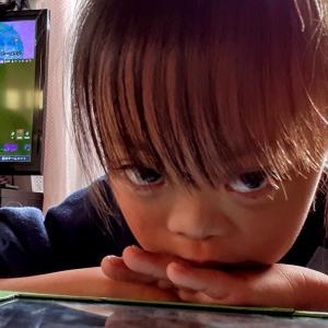 20210918(土)写真は前回の続き小児科受付の前にテレビがあって、受付の人に言えばDV...