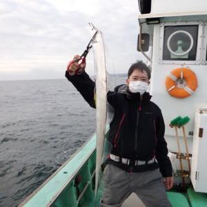 9月22日(水) 太刀魚
