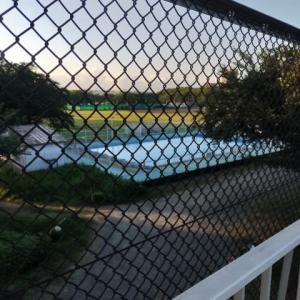 【練習日記】210724 屋外プールが気持ち良い
