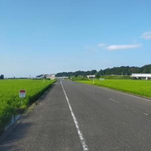 【練習日記】210725 台風来る前に五輪自転車ロード無事終了
