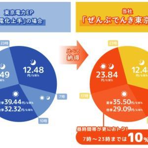 我が家史上最安の電気代!5月の東京電力「スマートライフプラン」とHTB「ぜんぶでんき東京」の電気代比較