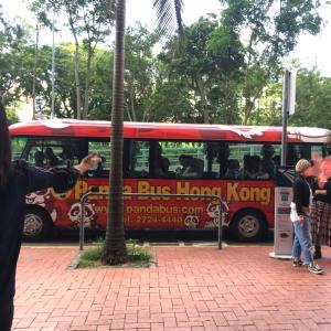 香港Trip2:夜のツアーバスとサプライズ