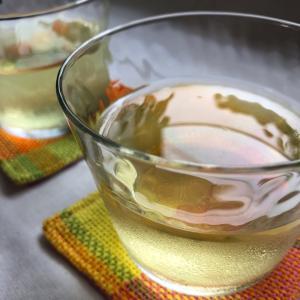 新茶セット、冷茶でも楽しめます