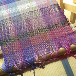 織りと商品作り