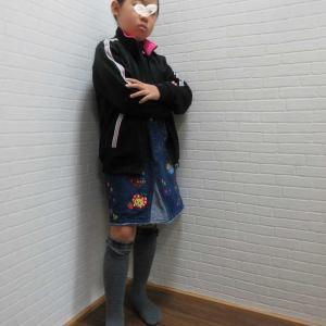 唯子さん☆お風呂上りのストレッチを続けています♪