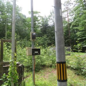 別荘地の電気事情