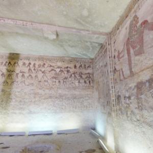 【足をもむと体にいい】と気づかれたのは紀元前*エジプト無料ツアー
