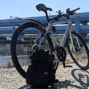 自転車釣行のバッグ(リュック)はコレで決まりだ!!