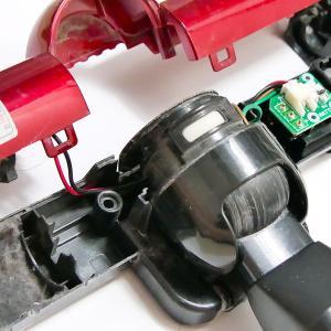 掃除機の自走式ヘッドが動かず自分で修理した方法と手順