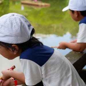 六甲山カンツリーハウスの魚釣りに挑戦!遊び体験レビュー!!