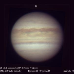 2019年度木星シーズンの始まりです♪