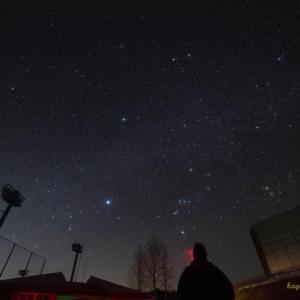新年度に入り一発目の天体写真は・・・