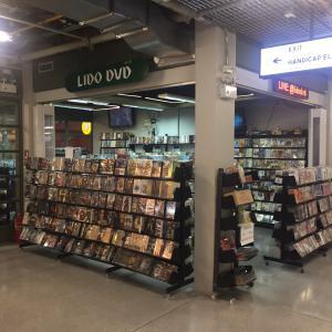 サイアムのDVD屋 LIDO DVD @Siam