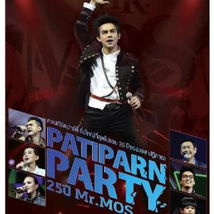Mos Patiparn / Patiparn Party 25th Mr.MOS