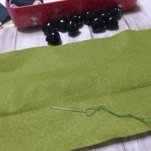 1年分の針と糸