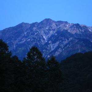 2020夏 登山キロク(白馬岳 その1)